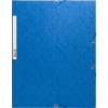 Exacompta Gumis mappa  kék A4  245g