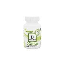 Netamin D-vitamin lágyzselatin kapszula vitamin