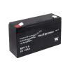 Multipower Ólom akku 6V 12Ah (Multipower) típus MP12-6