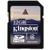 Kingston SDHC 32GB Class 4