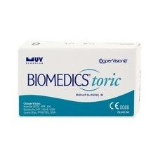 Coopervision Biomedics Toric 6 db kontaktlencse