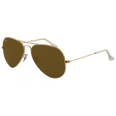 RB3025 W3276 AVIATOR LARGE METAL
