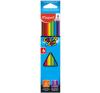 MAPED Color`Peps színes ceruza készlet, háromszögletű, 6 különböző szín ceruza