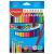 MAPED Color`Peps színes ceruza készlet, háromszögletű, 36 különböző szín