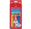 Színesceruza GRIP 2001 24db színes ceruza