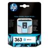 HP C8774E, 363 (light-cyan, világos kék) tintapatron
