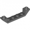 LEGO Inverted Roof Tile 6X1x1