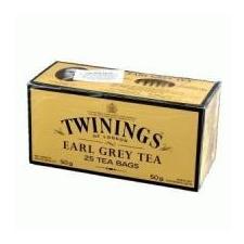 TWININGS earl grey papirdobozos tea 100 g tea