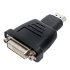 DVI (F) - HDMI (M) adapter