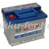 Bosch akkumulátor S4 12V 60Ah bal+