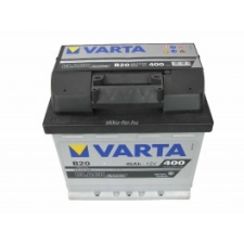 Varta Black Dynamic akkumulátor 12v 45ah bal+ autó akkumulátor
