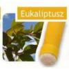 Naturhelix fülgyertya, 2 db - eukaliptusz