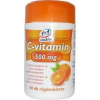 1x1 Vitaday C-vitamin 500 mg rágótabletta - 60db