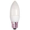 EIC-A-7W E27 230V 8000óra, 2700K nagy gyertya forma, kompakt fénycső (energiatakarékos izzó)