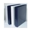 VICTORIA Gyûrûs dosszié, panorámás, 4 gyûrû, 45 mm, A4, PP/PP, VICTORIA, fehér