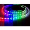 VLED Led szalag (60 led/m, 5050 SMD, RGB, szilikonos)