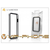 Gecko Apple iPhone 5 védőkeret - Bumper - Gecko Lianzoo - clear/black