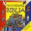 Harmat Kiadó Rejtvényes biblia - Történetek játékos feladatokkal 5-8 éveseknek