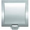 Steinel Außenwandleuchte mit Bewegungsmelder Außensensorleuchte L 20 S Edelstahl 566814 Warm-Weiß E27