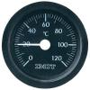 Beépíthető hőmérő, 0 ... +120 °C, Ø 52 mm