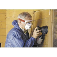 Wolfcraft Védőszemüveg, Wolfcraft Comfort 4886000