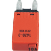 Mini automata lapos biztosíték 10 A, 1620-3-10A