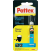 Pillanatragasztó, folyékony, 3 g, Pattex PSK1C Classic