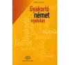 Dömők Szilvia Gyakorló német nyelvtan nyelvkönyv, szótár