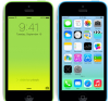 Apple iPhone 5c 32GB mobiltelefon