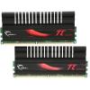 G.Skill F2-6400CL4D-4GBPI-B PI Black DDR2 RAM G.Skill 4GB (2x2GB) Dual 800Mhz CL4