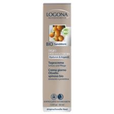 Logona Age Protection Nappali arcápoló krém hialuronsavval és bio homoktövissel igényes bőrre - 30 ml nappali arckrém