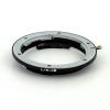 Leica R-EOS bajonett átalakító gyűrű