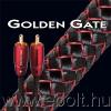 Audioquest Goldengate RCA kábel 0, 6m