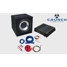 Crunch Crunch CBP-500 Basspack szett autós mélynyomó