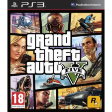 Rockstar Games Grand Theft Auto V (PS3) videójáték