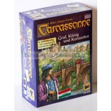 999 Games Carcassonne 6. kiegészítő - Graf, König und Konsorten társasjáték