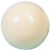VENTURA Pool biliárd fehér golyó 57,2mm