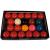 VENTURA Snooker Tournament golyó készlet 52,4mm