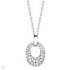 Silvertrends ezüst nyakék - ST882