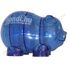 Bandi az okos malac - Különleges Malacpersely (kék)