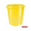 ESSELTE Papírkosár, 14 liter, ESSELTE Europost, Vivida sárga