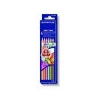 STAEDTLER Színes ceruza készlet, háromszögletû, STAEDTLER Noris Club, 6 különbözõ szín