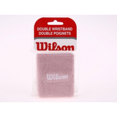 Wilson DOUBLE WRISTBANDS (WRZ123500_PINK)