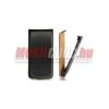 CELLECT Huawei Y210 Flip bőr tok,Fekete