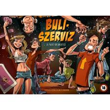 Meglepkék Buliszerviz társasjáték