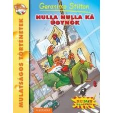 Geronimo Stilton Nulla Nulla Ká ügynök gyermek- és ifjúsági könyv