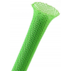 Techflex Flexo PET Sleeve 13mm - neon green, 1m