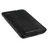 """Sharkoon Külső HDD Ház 2.5"""" - QuickStore Portable U3 (fekete; max 9,5mm 2,5"""" SataHDD - USB3.0 csatlakozó; szálcsiszolt)"""