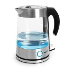 Klarstein Pure Water vízforraló, 1,7 l, 2200 W, kék LED vízforraló és teáskanna