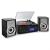 Auna Sztereó berendezés Auna DS-2, lemezjátszó, MP3 rögzítés